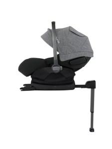Sicherheit und Komfort werden bei Nuna groß geschrieben. In der Kopfstütze der i-Size zertifizierten Arra sorgt deshalb patentierter Tailor-Tech-Memoryschaum für Passgenauigkeit.