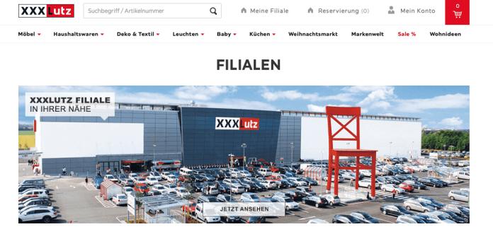 XXXLutz-Filialen gibt es allerhand, nun wächst das Unternehmen durch Übernahme von Möbel Roller noch weiter.
