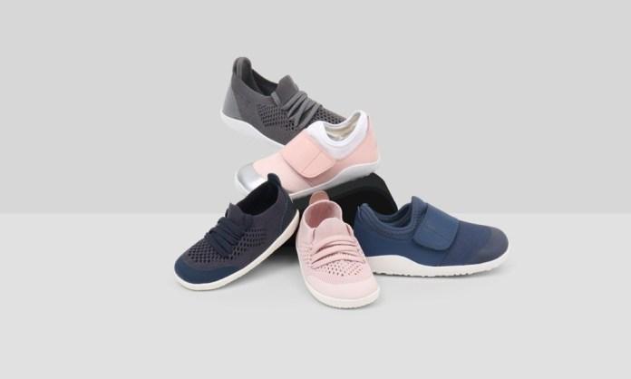 """Sneaker für die Kleinsten: Für das Modell """"Play Knit"""" wurde Bobux sogar für den Innovation Award der Kind + Jugend nominiert."""
