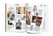 Seite 10 und 11 der Entdeckungen aus Childhood Business im Januar 2020.