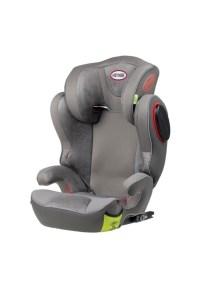 Im Gegensatz zu einer einfachen Sitzerhöhung verfügt der MaxiFix Ergo 3D über Kopf-, Rücken- und Seitenteile. Damit werden Kinder bis zwölf Jahre bei einem Unfall bestmöglich geschützt.