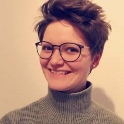 Maita Petersen - Gewinnerin des Kids Design Awards 2020 mit der Produktidee Rumpelkumpel