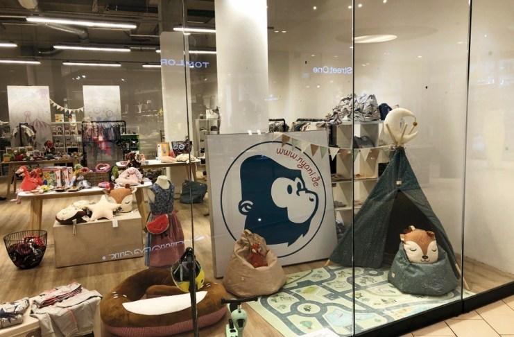 Label Nyani eröffnet neuen Concept Store in Hanau