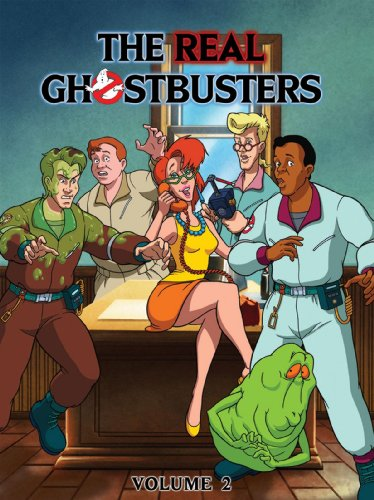 The Real Ghostbusters has a comic!