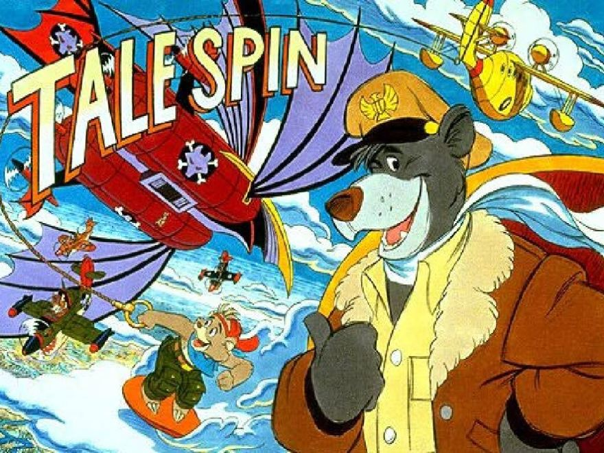 Before TaleSpin was TaleSpin