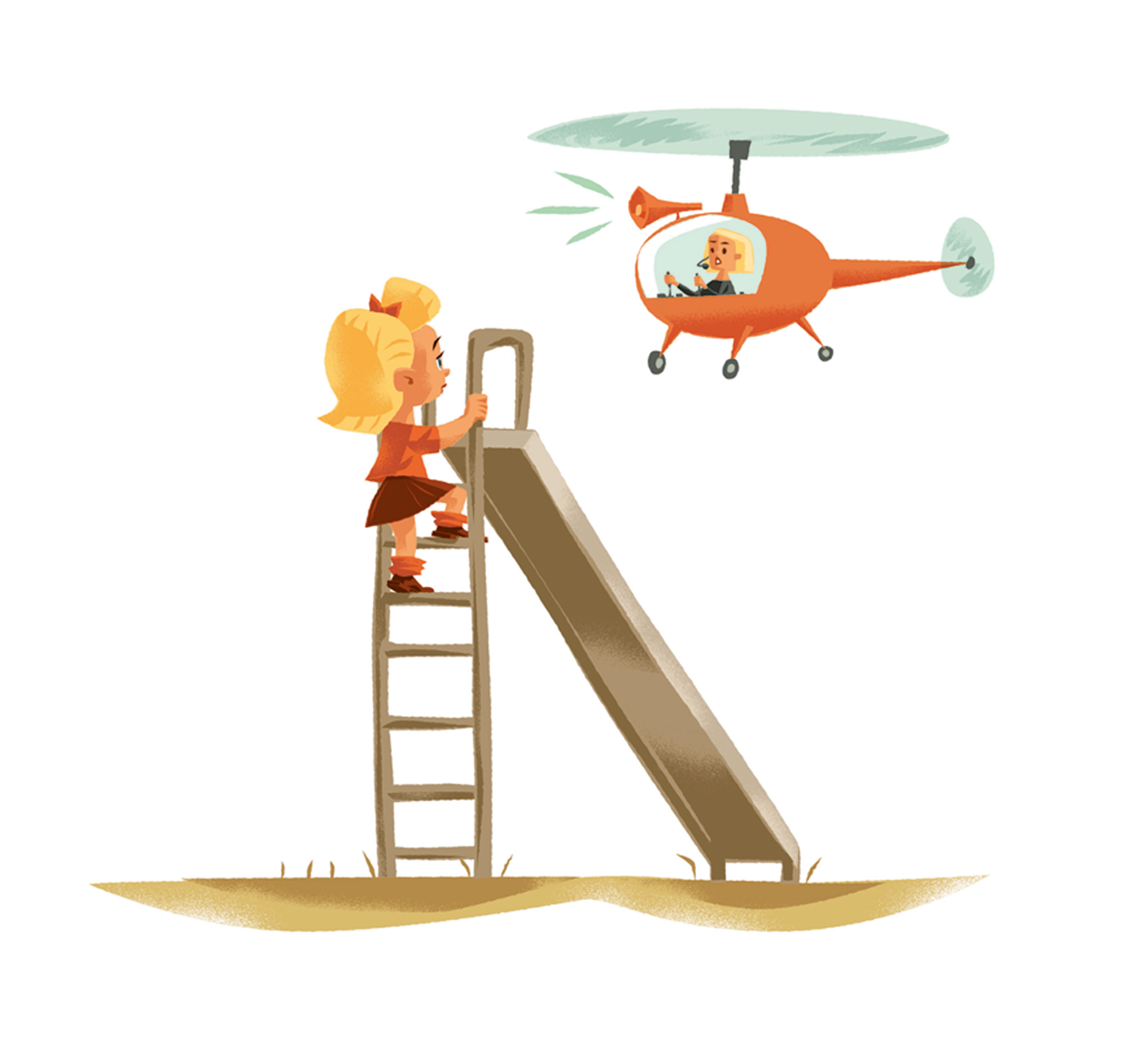 Is Your Parenting Style Free Range Or Helicopter