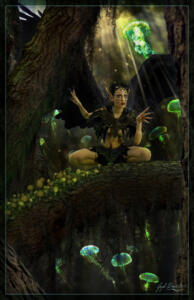 Lau'Lau - Ucoravurakesh Priestess
