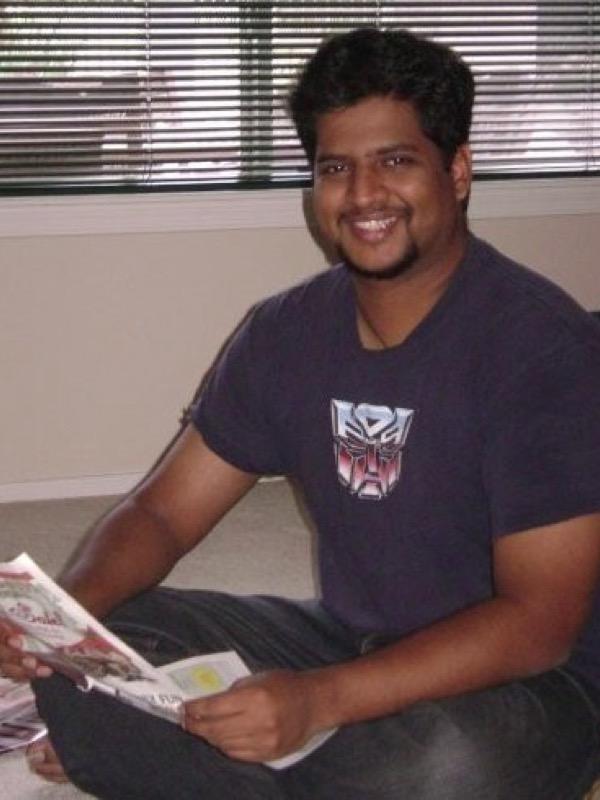 Arun Ravi