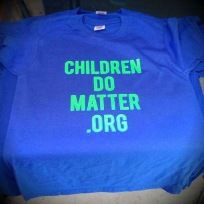 maglietta - children do matter