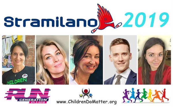 stramilano 2019 - children do matter
