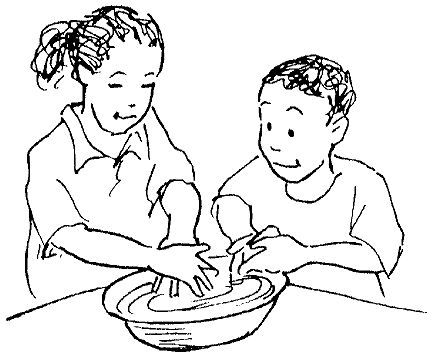 Children for Health and Handwashing with Soap