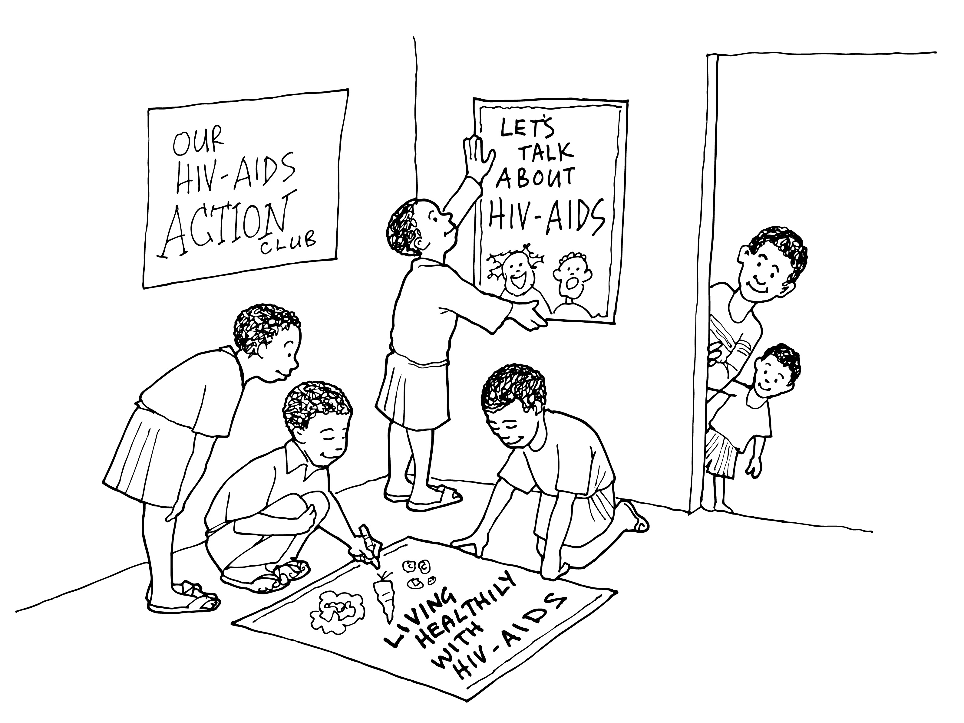 Ten Messages On Hiv And Aids To Learn And Share