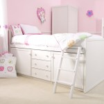 White Cabin Bed Childrens Bed Centres