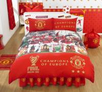 Manchester United Bedding - Childrens Bedding Direct