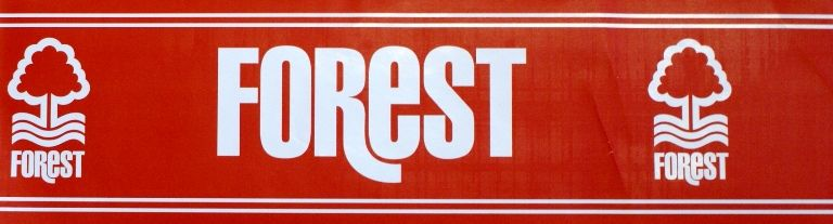 Nottingham Forest Fc Self Adhesive Wall Border New