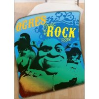 Shrek Bedding