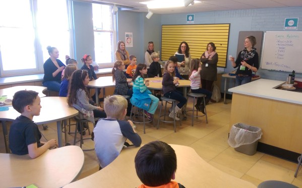 T. Innovation Lab Opens Children Museum