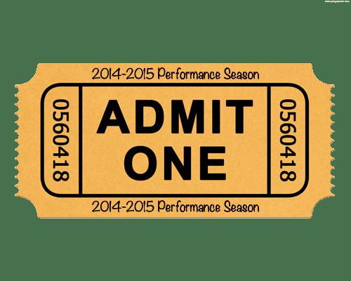 2014 - 2015 Performances