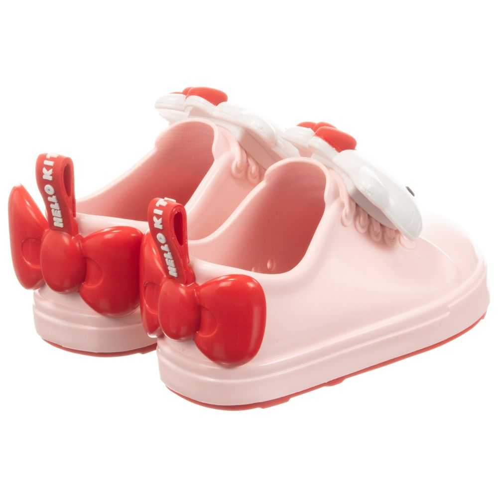 Mini Melissa - Hello Kitty Jelly Trainers | Childrensalon Outlet