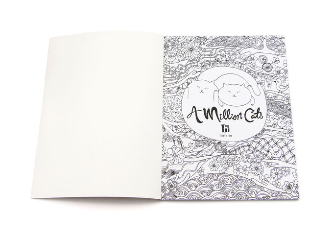 OEM design Offset Print softcover kids coloring book
