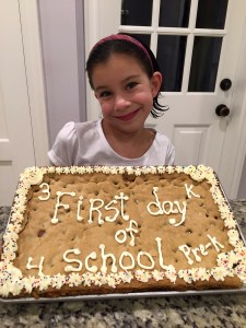 First day of school! ~ Photo: PPW
