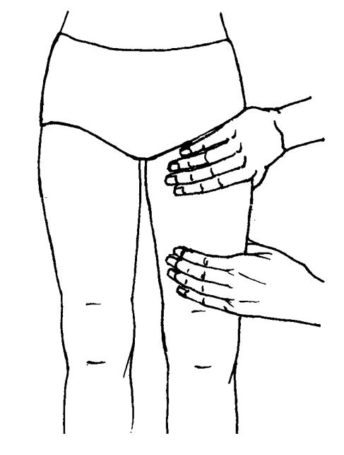 Vastus Lateralis Injection Child