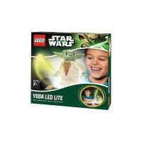 LEGO Star Wars Yoda Light Set - Children's Night Lights 4U ...