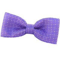 Purple Dot Bow Tie | Boys | Page Boy | Wedding ...