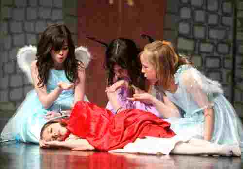 Mobile2 Sleeping Beauty Musical Play for Kids to Perform