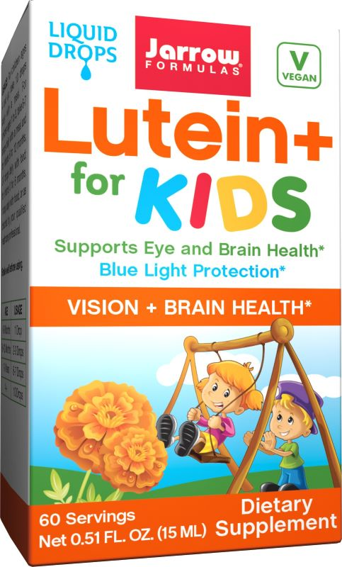 Lutein+ for Kids, Drops – 15 ml.