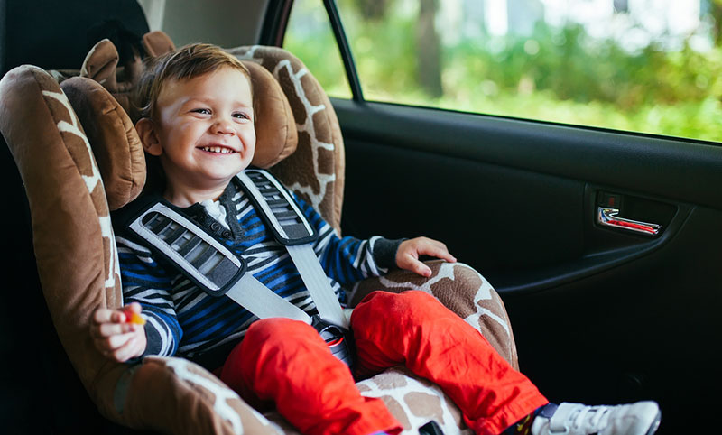 New Car Seat Safety Features