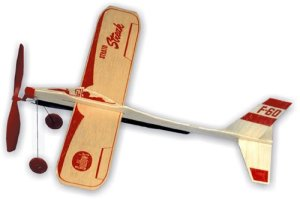playground toy is balsa glider
