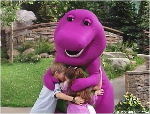 Selena Gomez  Barney  FriendsTeariffic Manners