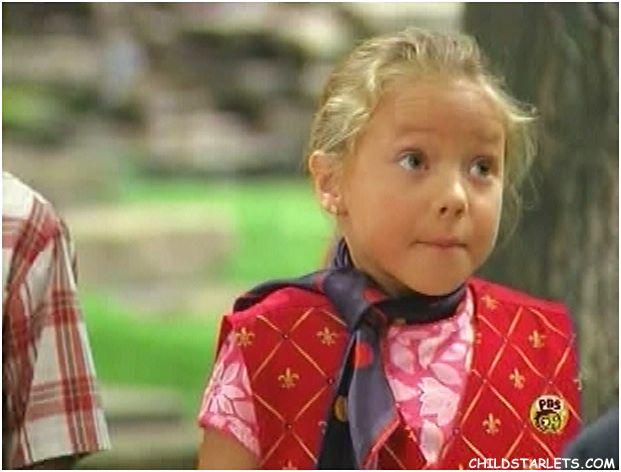 Julia NicholsonBarney  Friends  Child Actresses
