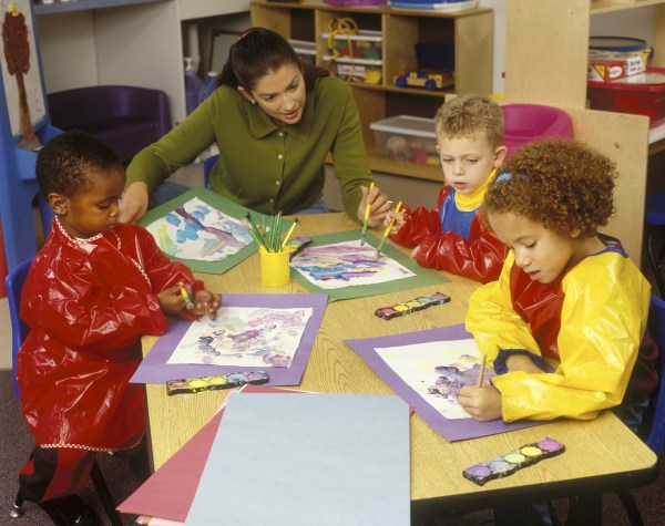 Consumer Education Helps Parents Choose Quality Child Care