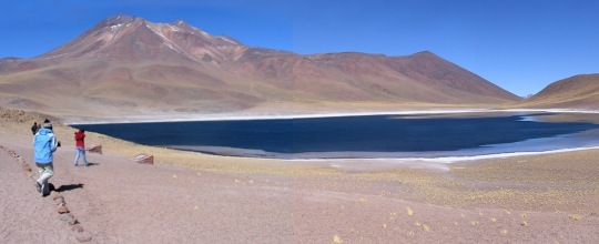 Lagunas Miscanti y Meñiques