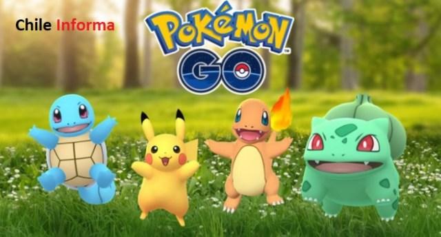 No funciona Pokémon Go