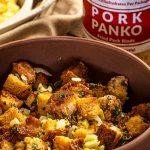pork panko stuffing recipe
