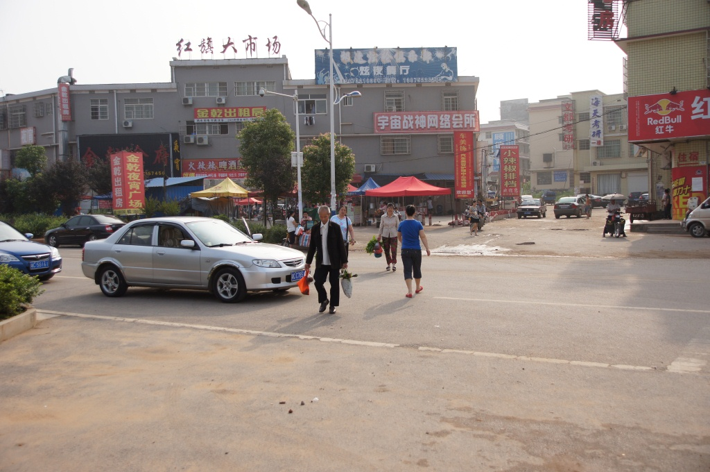 Xiangtan Market Impressions
