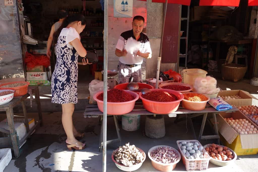 Market Monday: HuangFengQiao, Hunan, China