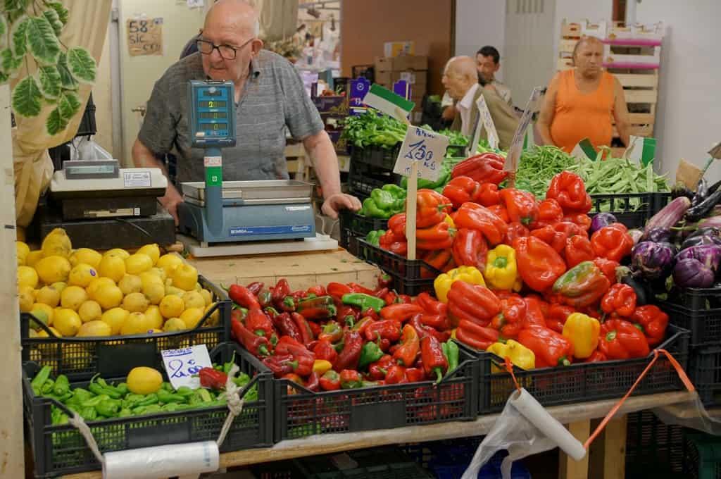 Market Monday: Florence, Mercato Centrale