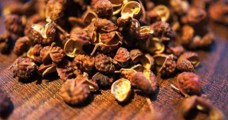 Vibrierende Sichuanpfeffer-Nachrichten