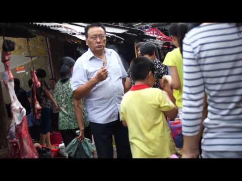 Chilli in Hunan 3: Der Markt in Jiubujiang