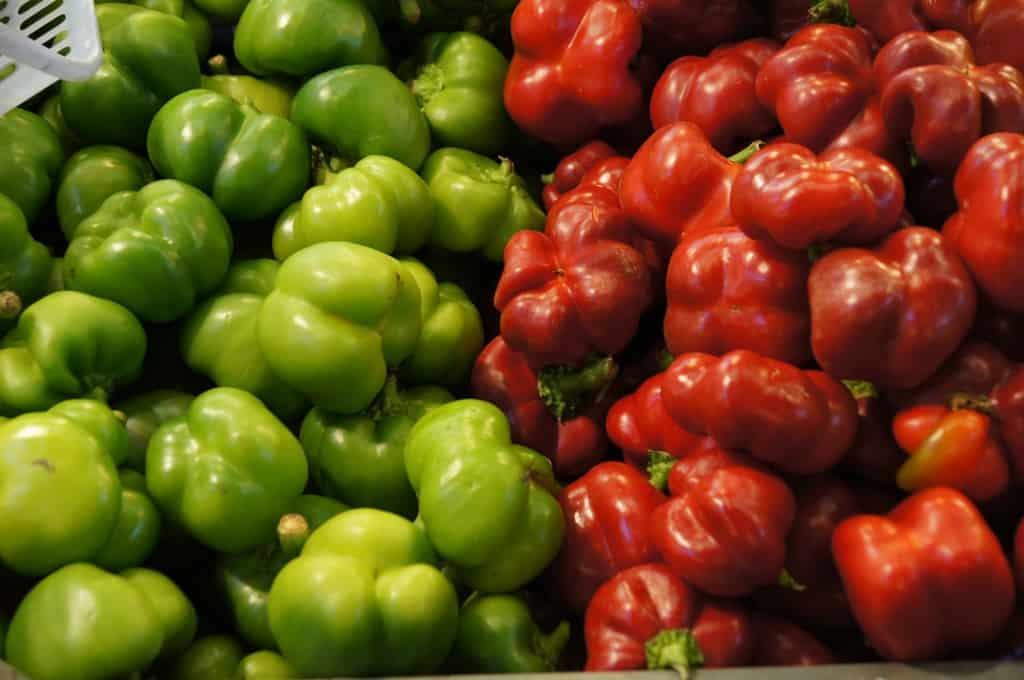 Ratschläge für den Chilli-Kauf 3: Chilli-Typen, grüner Paprika und die passende Nutzung