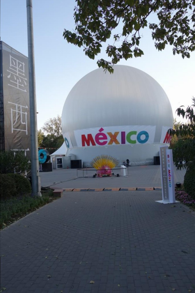 Encuentrate con Mexico - in Peking