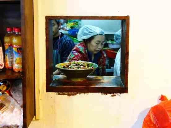 Zhang Mama's Küche