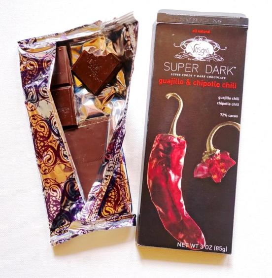 Vosges Super Dark Chilli