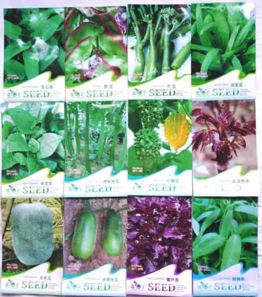 Gemüsesamen aus China