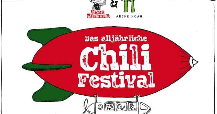 Herr Brenners Chili Festival 2015!