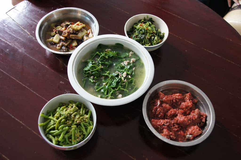 Hunan Home Cooking